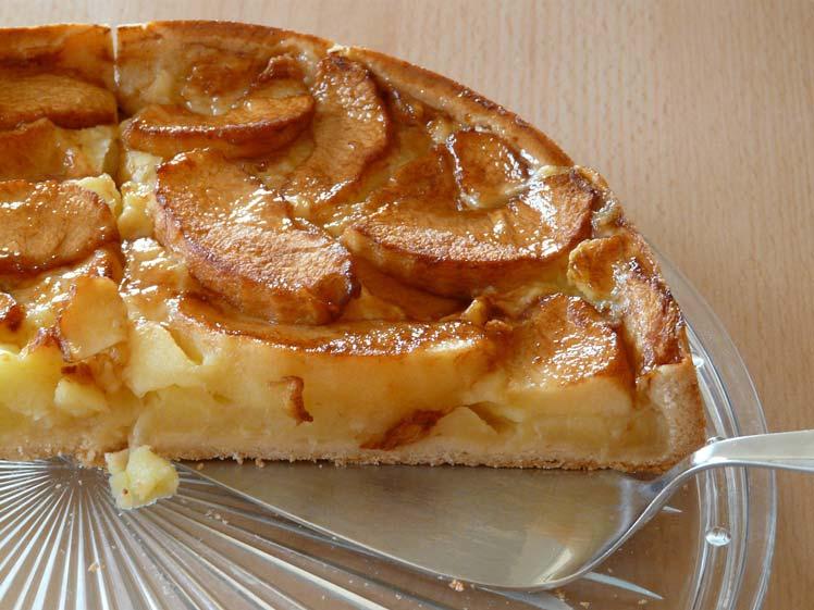 Appelcake Recept