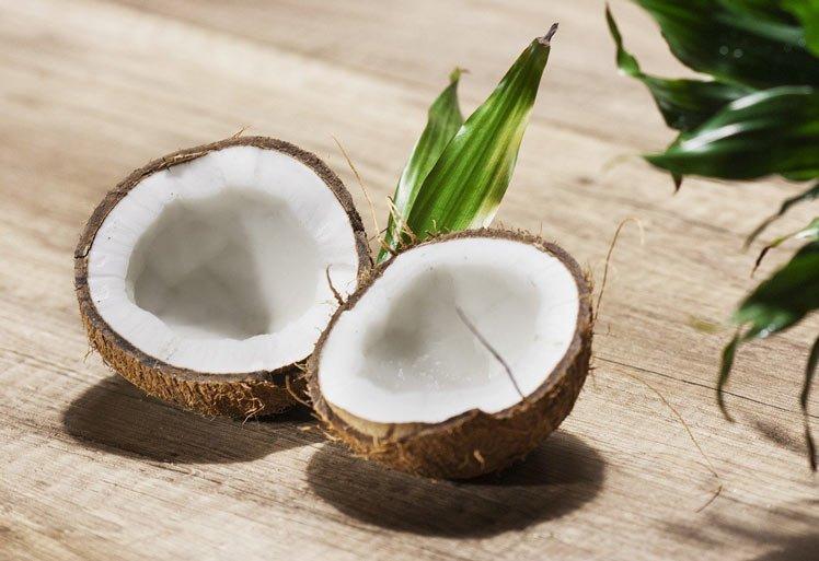 Kokosmelk zelf maken